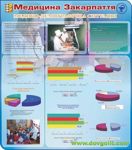 Стан та перспективи розвитку галузі охорони здоров'я